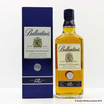 Ballantine's 12 Year Old 75cl