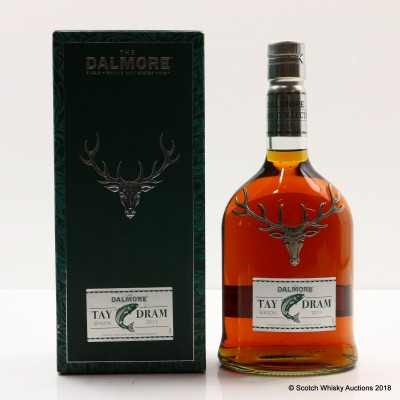 Dalmore Rivers Collection Tay Dram 2011 Season