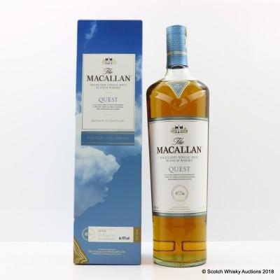 Macallan Quest 1L