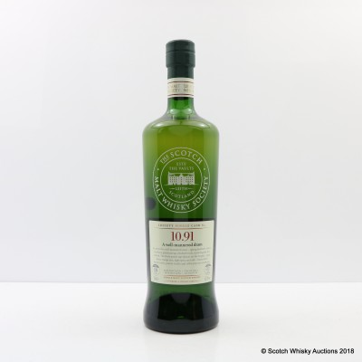 SMWS 10.91 Bunnahabhain 2005 10 Year Old