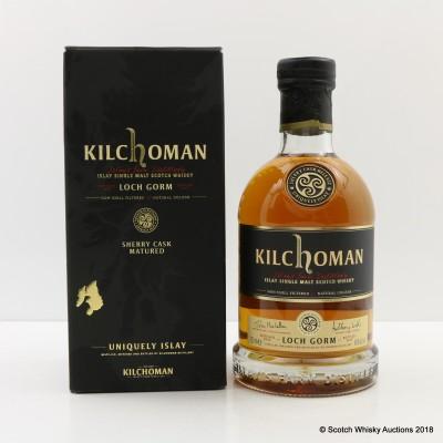 Kilchoman Loch Gorm 2015 Release