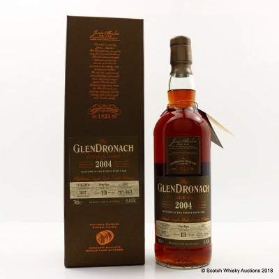 GlenDronach 2004 13 Year Old Single Cask #3342