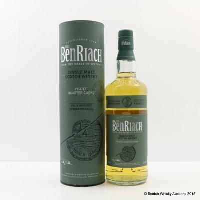 BenRiach Peated Quarter Cask