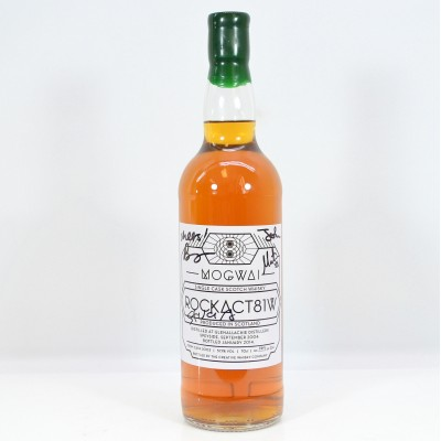 Glenallachie 9 year old Mogwai Bottling (Signed by the Band)