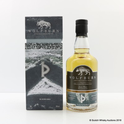 Wolfburn The Kylver Series 3rd Release