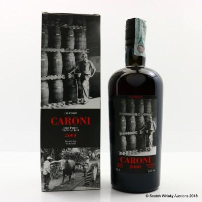 Caroni 2000 17 Year Old High Proof