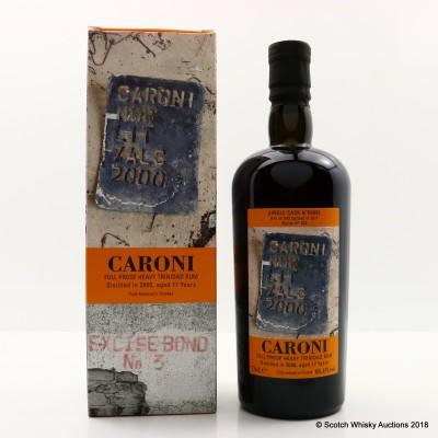 Caroni 2000 17 Year Old Single Cask #R4002