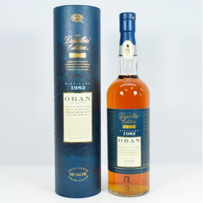 Oban 1982 Distillers Edition