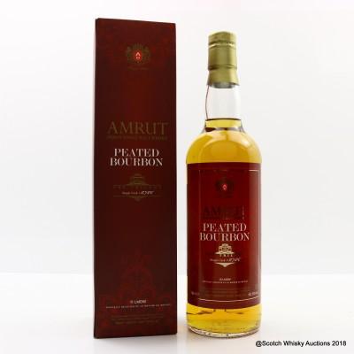 Amrut Peated Bourbon Single Cask #2325 Selected By La MAison du Whisky