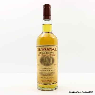 Glenmorangie 1987 17 Year Old Special Bottling