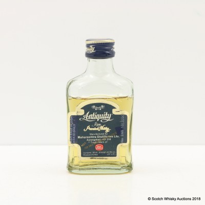 Antiquity Indian Whisky Mini 6cl