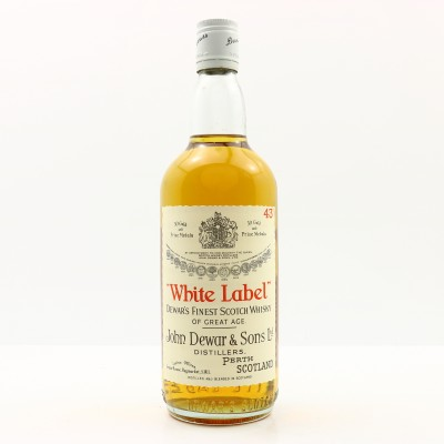 Dewar's White Label 75cl