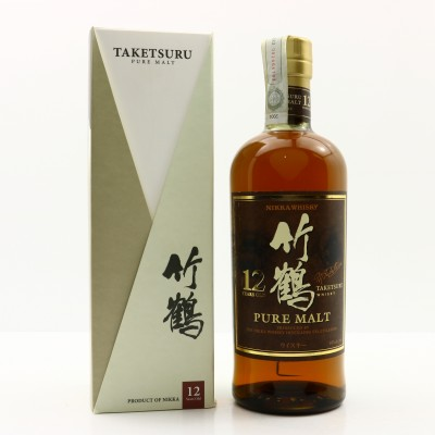 Nikka Taketsuru Pure Malt 12 Year Old