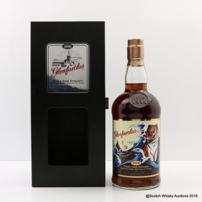 Glenfarclas 2006 Tigers Finest Selection Single Cask #618