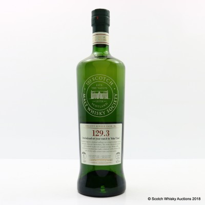 SMWS 129.3 Kilchoman 2008 4 Year Old