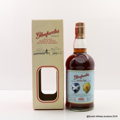 Glenfarclas 2003 Double Cask 177th Anniversary Taiwanese Exclusive