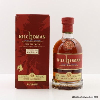 Kilchoman 2011 Single Cask #600 for Whisky Research Institute