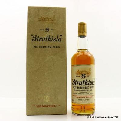 Strathisla 35 Year Old Bicentenary 75cl