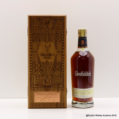 Glenfiddich 1992 25 Year Old 130th Anniversary