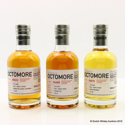 Octomore Micro Provenance 3 x 20cl