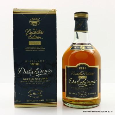 Dalwhinnie 1992 Distillers Edition