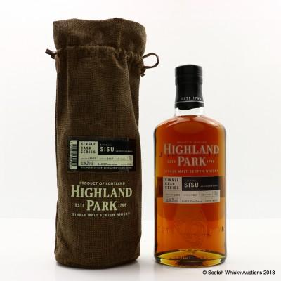 Highland Park 2003 13 Year Old Single Cask #6324 For Sisu