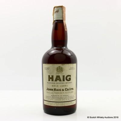 Haig Gold Label 75cl