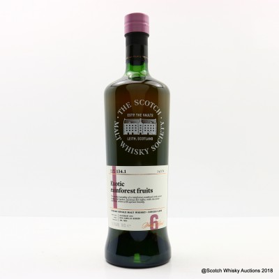 SMWS 134.1 Paul John 2010 6 Year Old