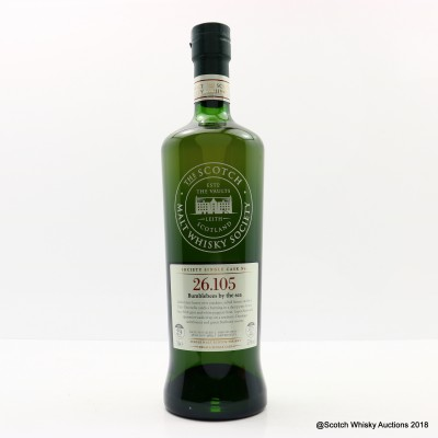SMWS 26.105 Clynelish 1984 29 Year Old