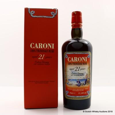 Caroni 1996 21 Year Old