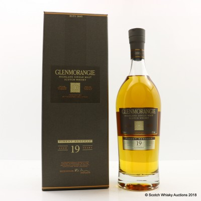 Glenmorangie 19 Year Old Finest Reserve
