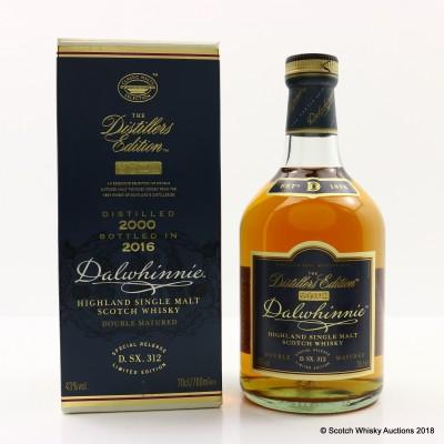 Dalwhinnie 2000 Distillers Edition