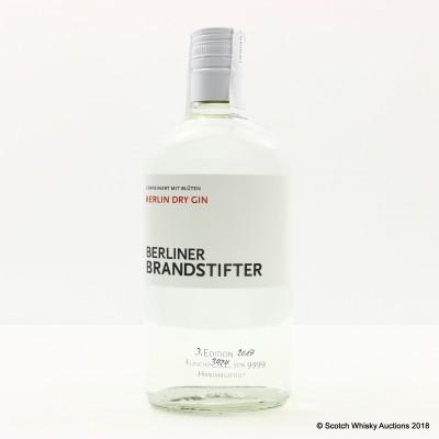 Berliner Brandstifter Gin Edition #3