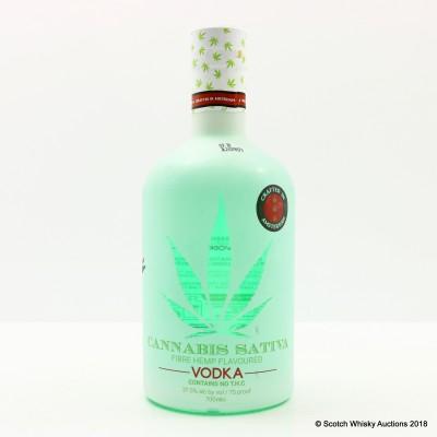 Dutch Windmill Spirits Cannabis Sativa Vodka