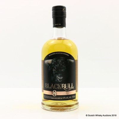 Black Bull 8 Year Old