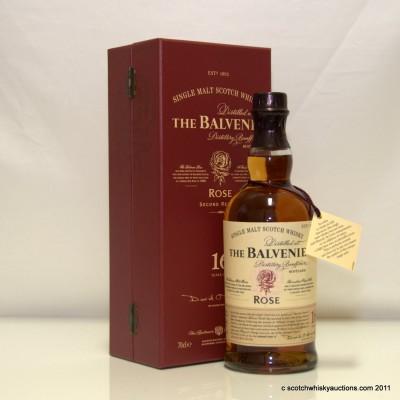 Balvenie Rose 2nd Release