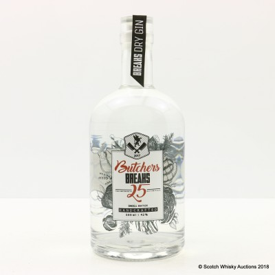 Breaks Butchers Small Batch Gin Batch #2