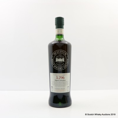 SMWS 3.296 Bowmore 1997 18 Year Old