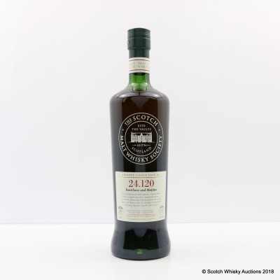 SMWS 24.120 Macallan 1990 20 Year Old