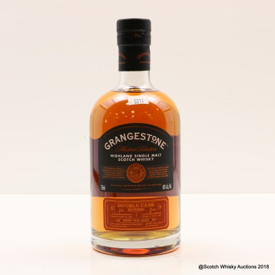Grangestone Master's Selection Double Cask Matured 75cl