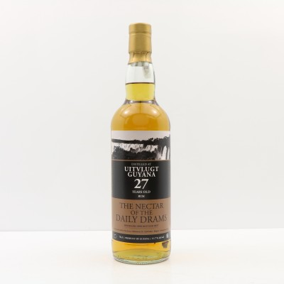 Uitvlugt 1990 27 Year Old Nectar Of The Daily Drams