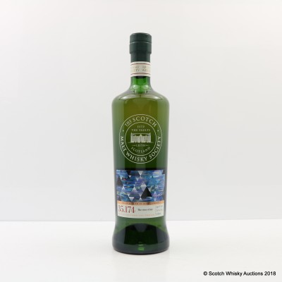 SMWS 35.174 Glen Moray 14 Year Old 28 Queen Street Exclusive