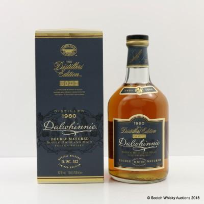 Dalwhinnie 1980 Distillers Edition