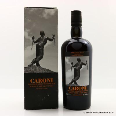 Caroni 2000 15 Year Single Cask #3767 For La Maison du Whisky