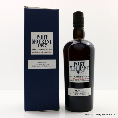 Port Mourant 1997 15 Year Old