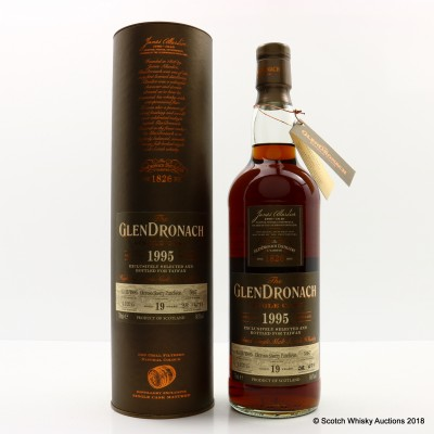GlenDronach 1995 19 Year Old Single Cask #5087