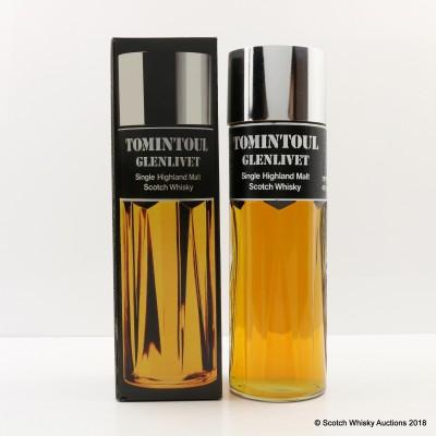 Tomintoul-Glenlivet Perfume Bottle 75cl