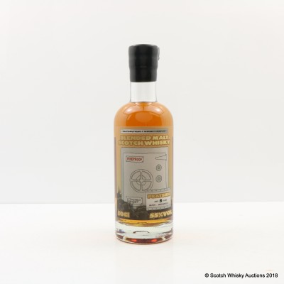Boutique-Y Whisky Co Peatside 5 Year Old Batch #1