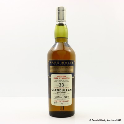 Rare Malts Glendullan 1974 23 Year Old