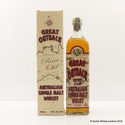 Great Outback Rare Old Australian Single Malt